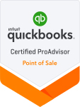 Certified QuickBooks Point of Sale ProAdvisor